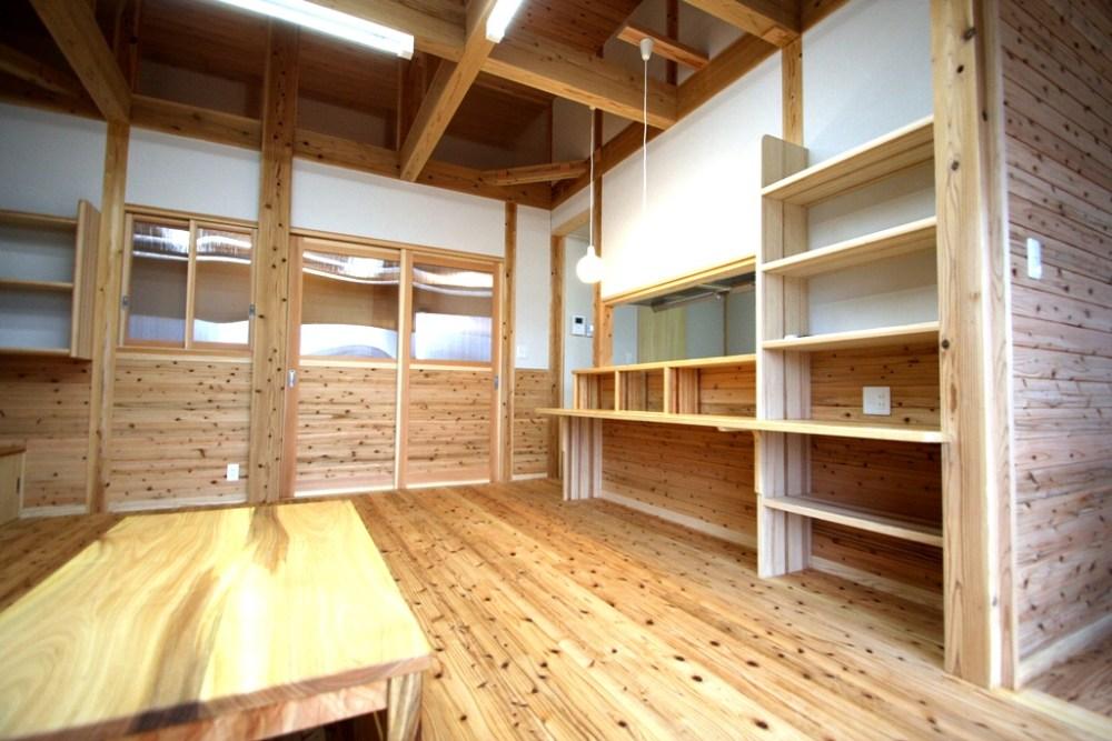 木めぐみの家1