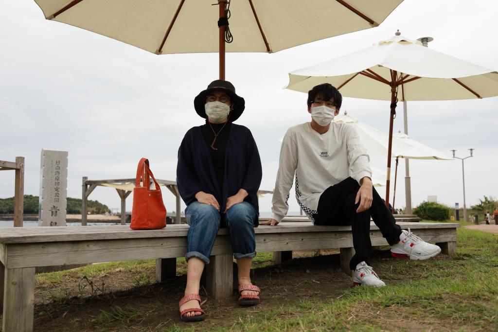 青島の夏も終わります